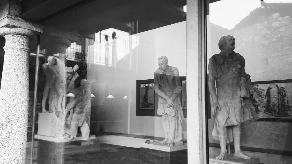 Il museo civico Floriano Bodini, visita alla gispoteca