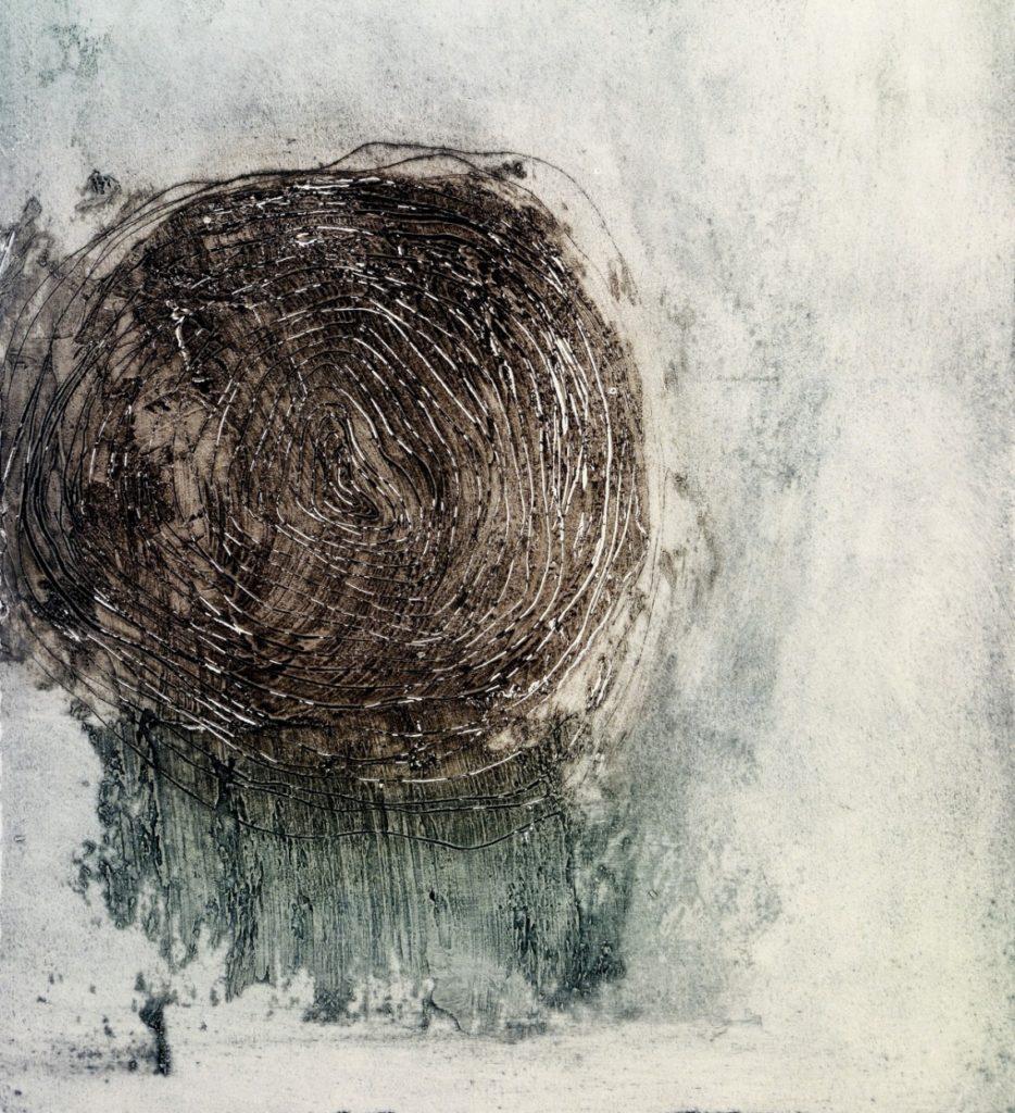 Incisione di Debora Antonello, Tempo