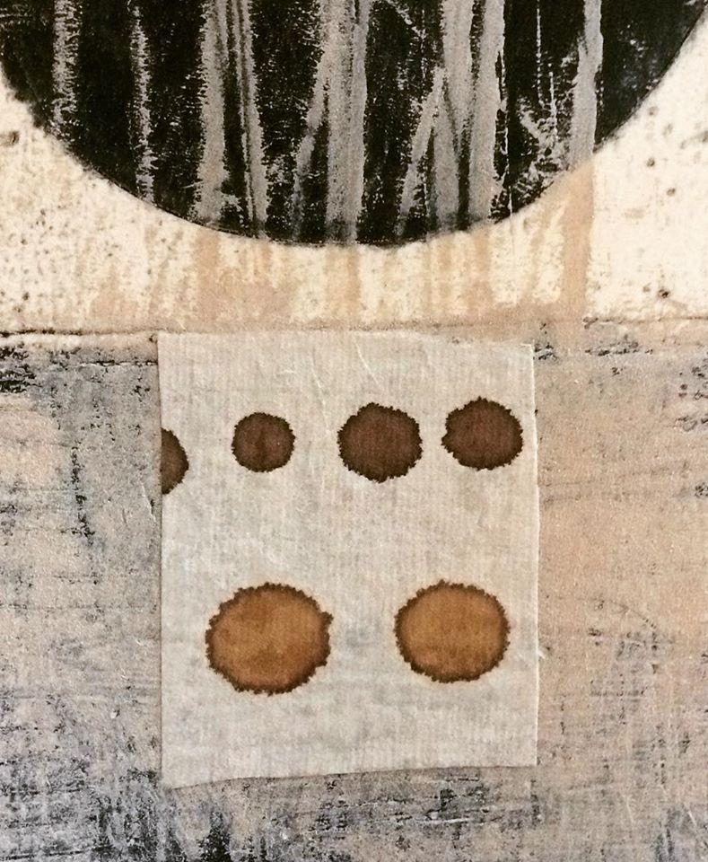 Incisione di Debora Antonello, tecnica mista