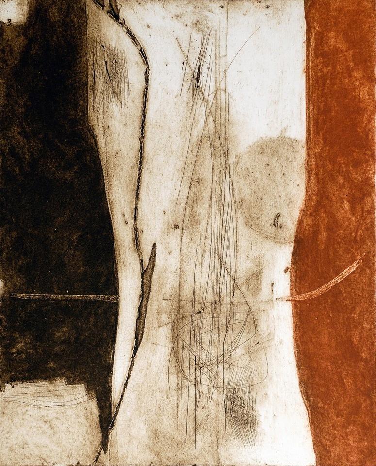 Incisione sperimentale di Debora Antonello, Sensi