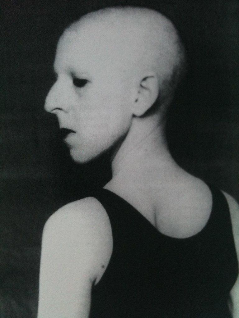 Claude Cahun androgina