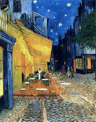 Cura ad Arte. Vincent Van Gogh