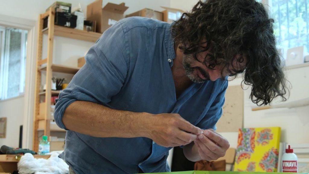 Cura ad Arte. Riccardo Gusmaroli