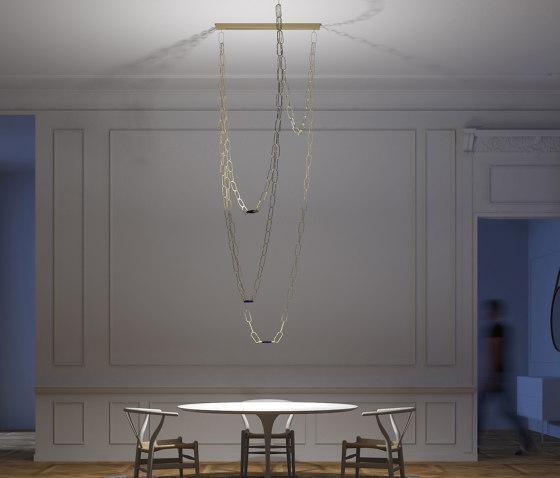 Il racconto della luce di Davide Groppi. Chaindelier