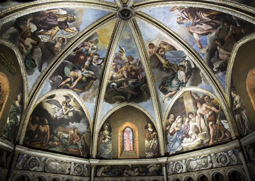 Il racconto della luce di Davide Groppi. l guercino a Piacenza