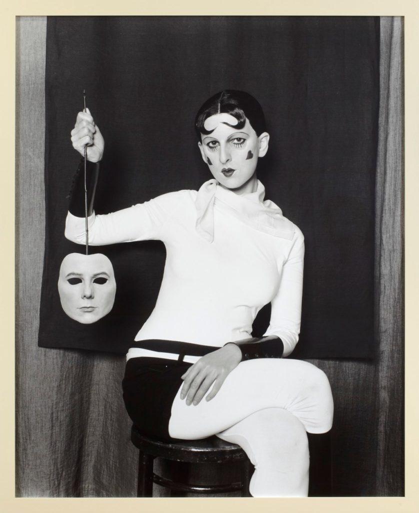 Claude Cahun, autoritratto con maschera