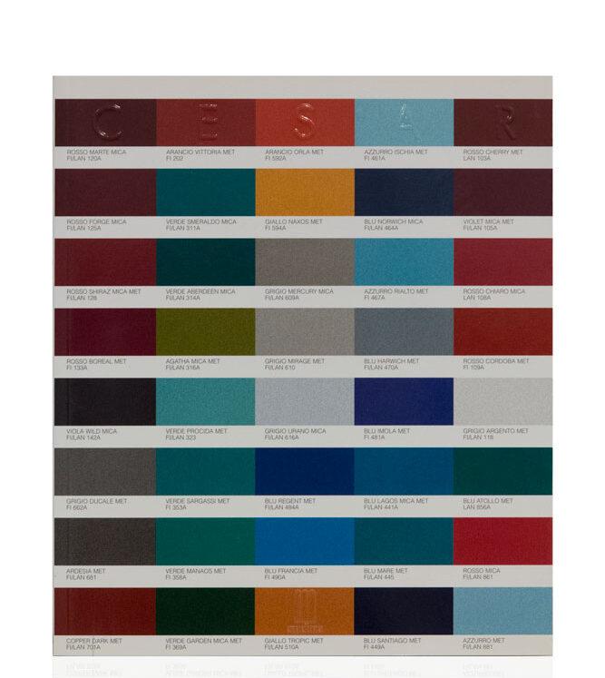 Fondazione Mudima, 1998. Cibo per l'arte. César. Copertina catalogo inglese