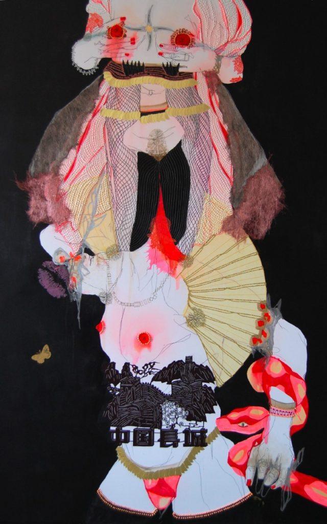 Elena Monzo- Metamorfosi