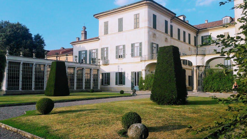Villa Panza. Il giardino settecentesco