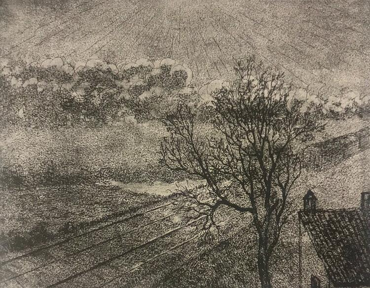 Luigi Russolo, Mattino, 1910
