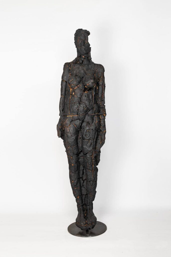 Semita Luminis, Matteo Lucca- Burned Figure