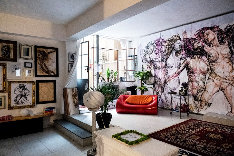 Walk-in Studio 2020. Manzoni Studio