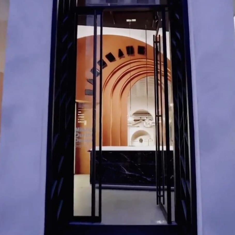 Suono e visioni dal lockdown. L'installazione Atlantis a Milano