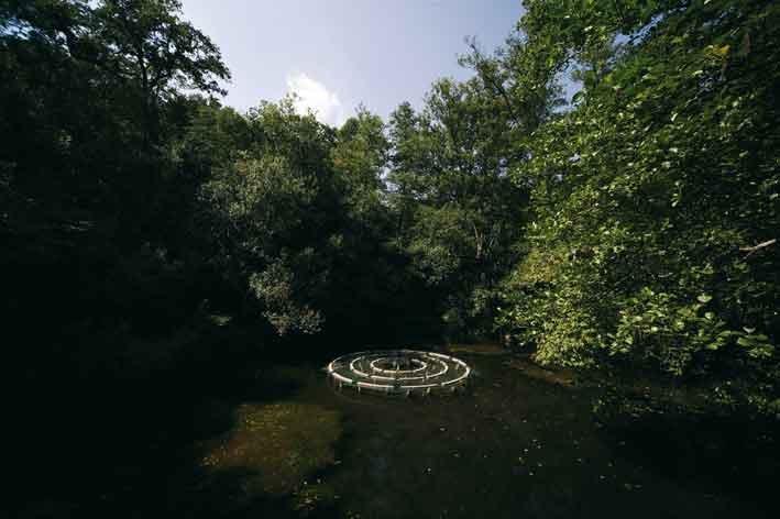 Arte ambientale della Collezione Gori. Michel Girard