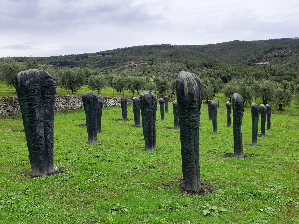Arte ambientale della Collezione di Gori