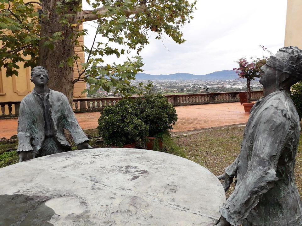 Arte ambientale della Collezione di Gori. Roberto Barni