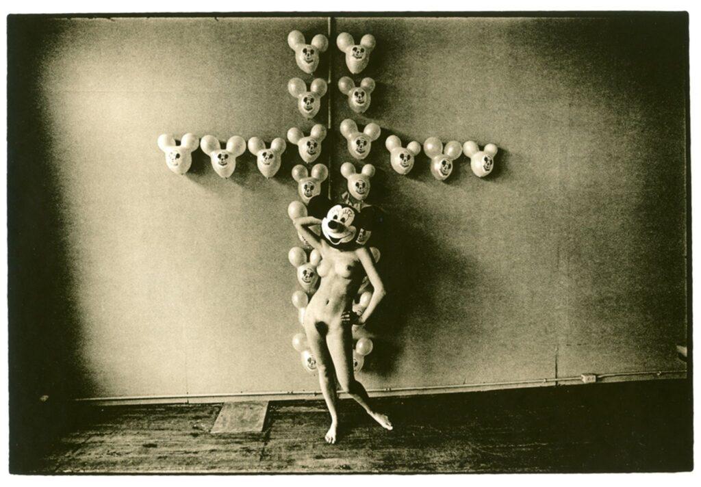 Maestri della fotografia e sperimentazione. Leslie Krims