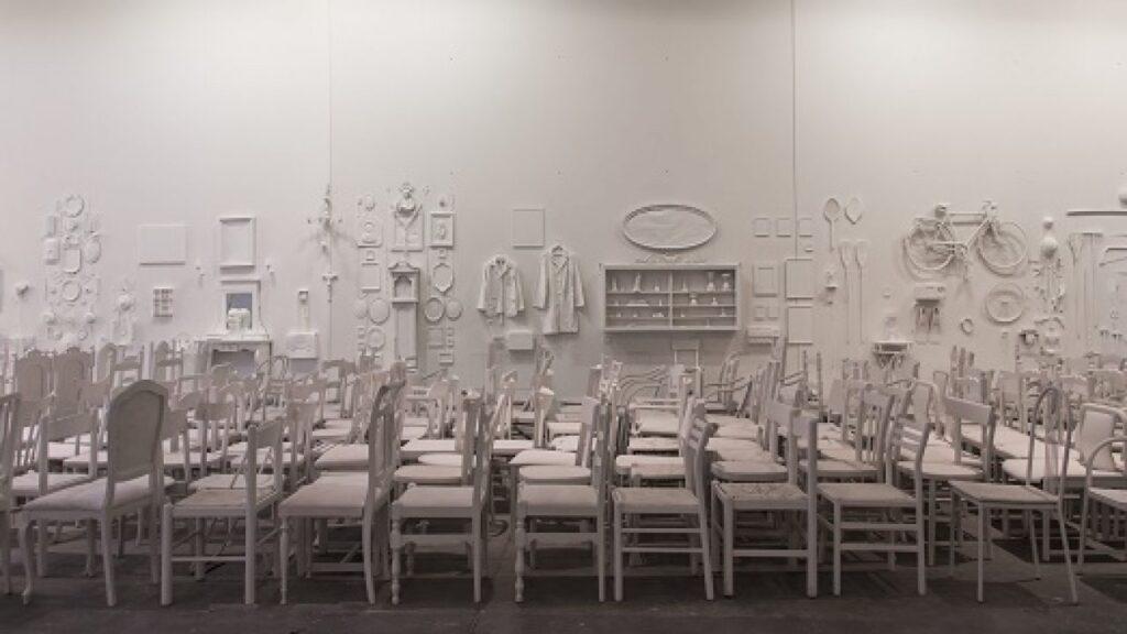 Strategie per l'arte contemporanea. Robert Kusmirowski