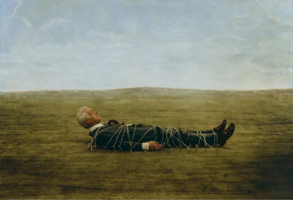 Teun Hocks. Gulliver, 2007