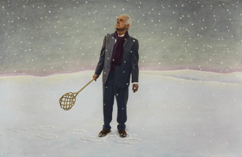 Teun Hocks. Sbattere la neve