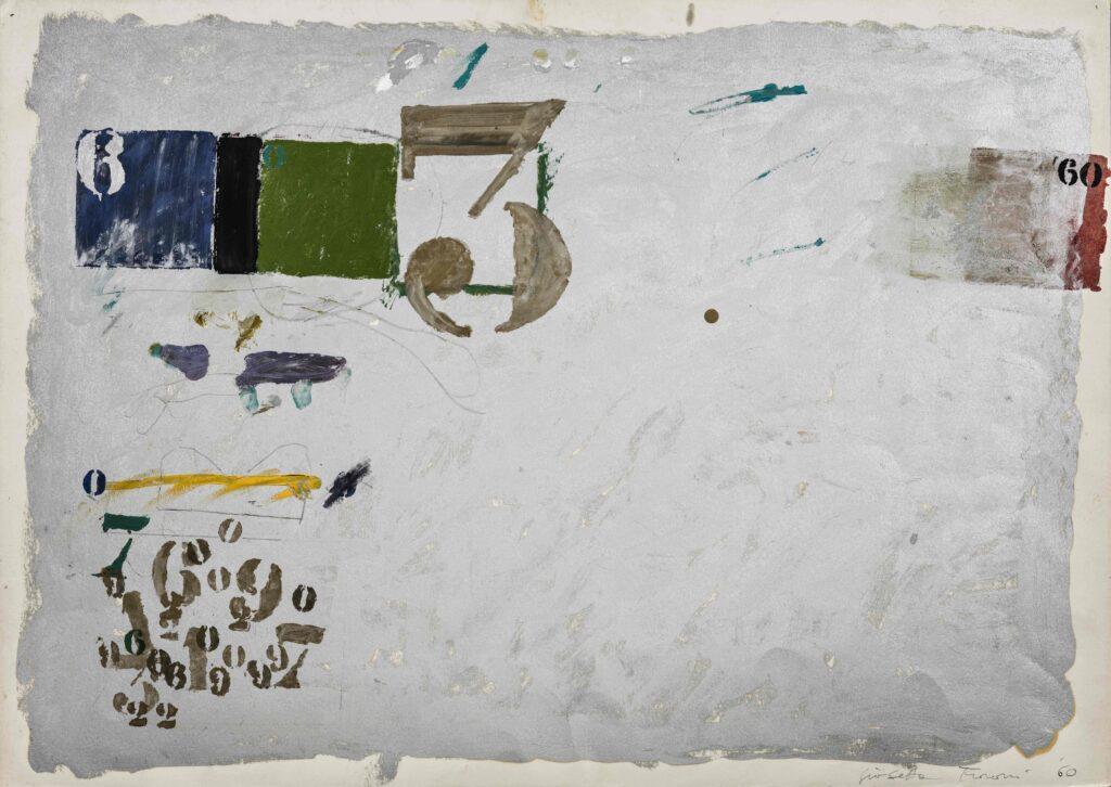 Giosetta Fioroni, Villa 3. artscore.it