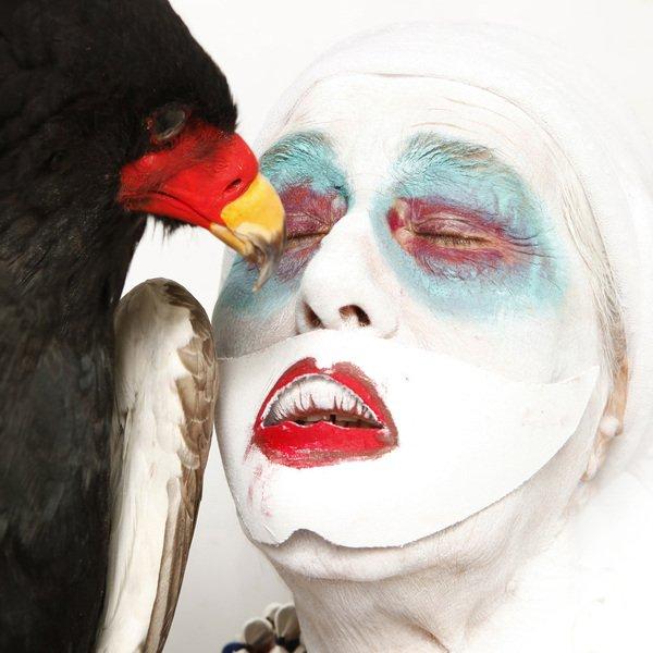 Giosetta Fioroni in una immagine del progetto L'altra ego