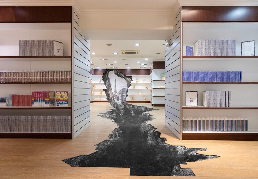 Digitalizzazione e mercato dell'arte. Galleria Continua con JR. artscore.it