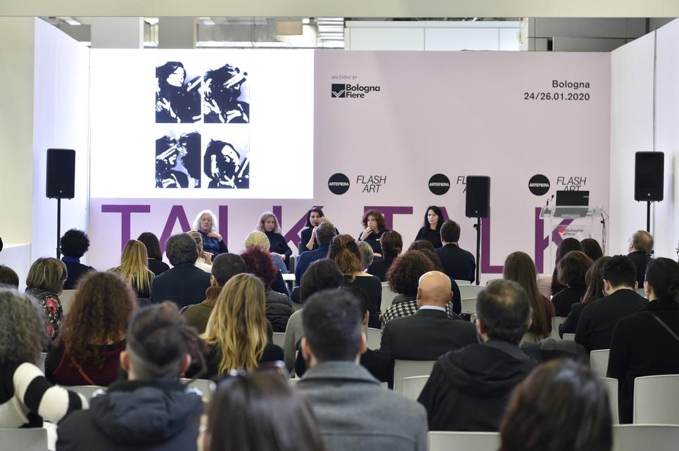Digitalizzazione e mercato. Talk di Arte Fiera