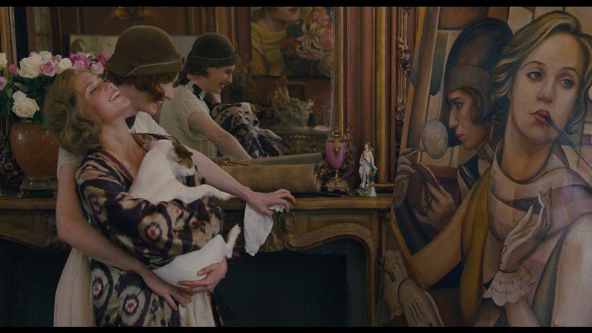 The Danish Girl. Allo specchio e sulla tela