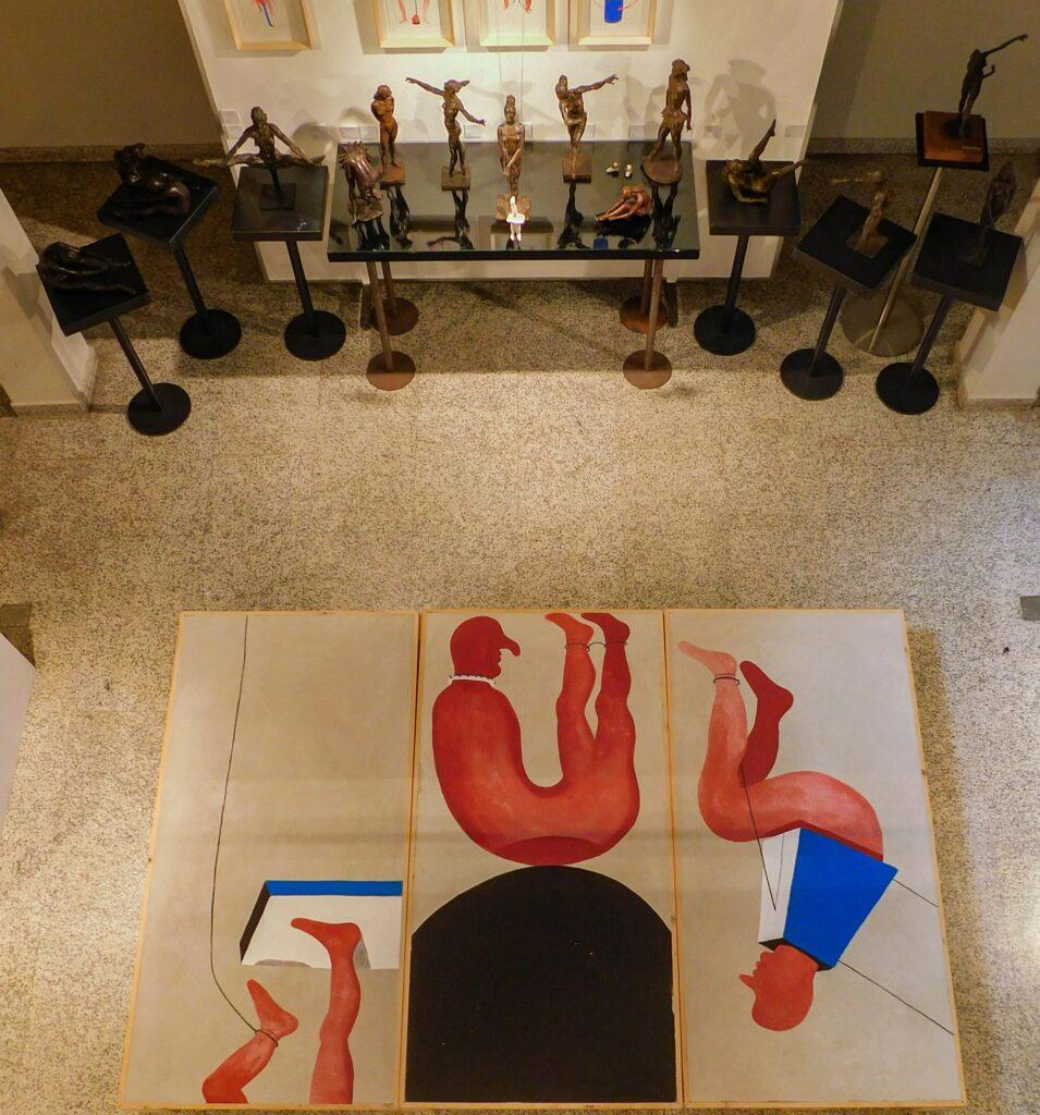 Dialogo tra ricerche. Cyop&Kaf allo Studio Museo Francesco Messina 10