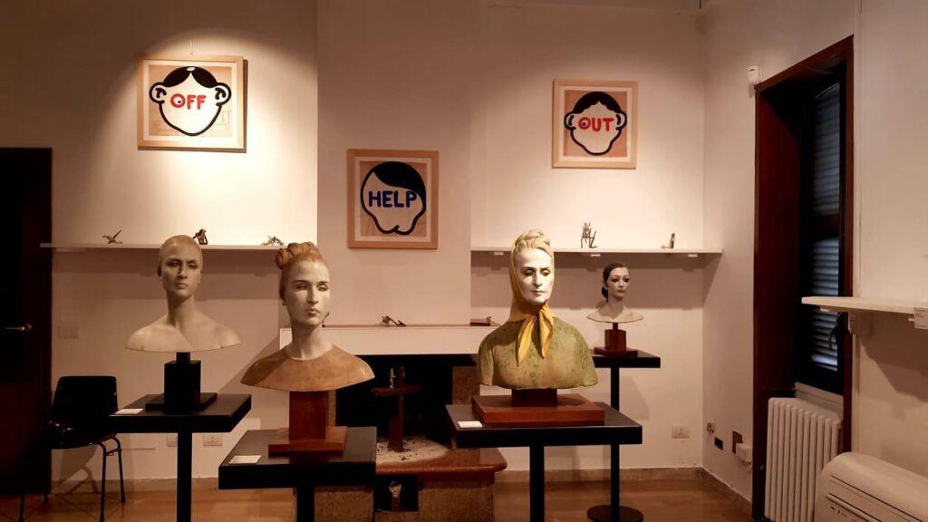Dialogo tra ricerche. Cyop&Kaf allo Studio Museo Francesco Messina 8