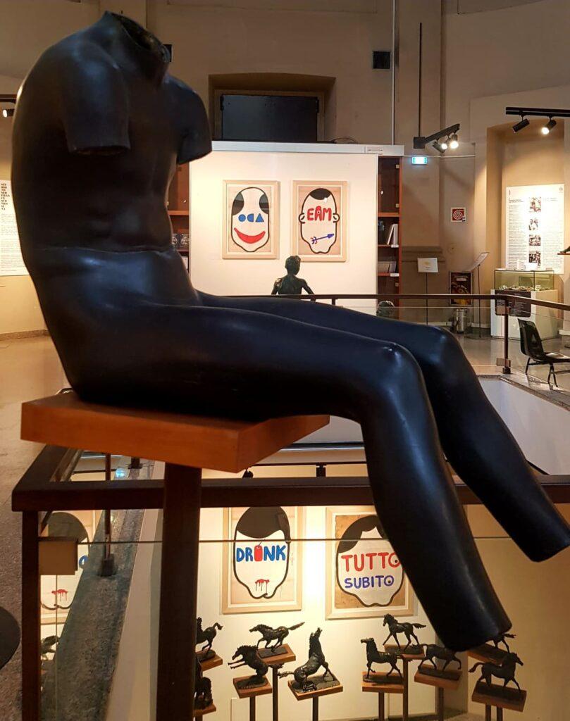 Dialogo tra ricerche. Cyop&Kaf allo Studio Museo Francesco Messina 1