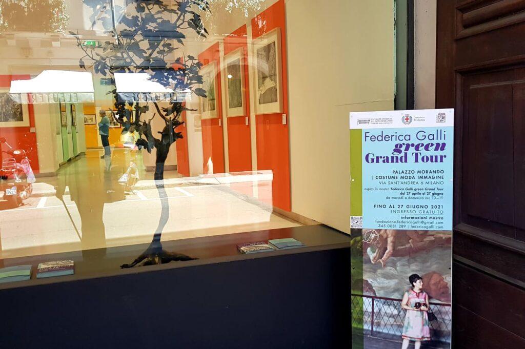 Federica Galli. Green Grand Tour, dalle vetrine